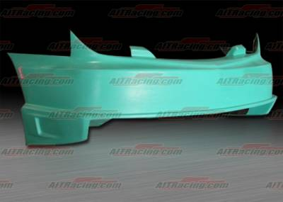 Sunfire - Rear Bumper - AIT Racing - Pontiac Sunfire AIT Racing Blaze Style Rear Bumper - PS03HIBZSRB