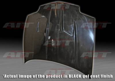 Sunfire - Hoods - AIT Racing - Pontiac Sunfire BMagic Type-3 FRP Hood - PS95BMT3FH