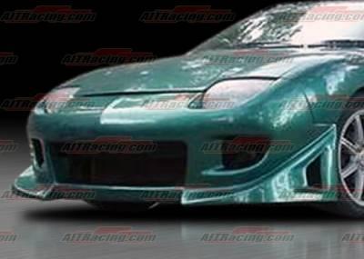 Sunfire - Front Bumper - AIT Racing - Pontiac Sunfire AIT Racing BZ Style Front Bumper - PS95HIBZSFB