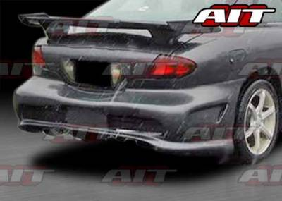 Sunfire - Rear Bumper - AIT Racing - Pontiac Sunfire AIT VS2 Style Rear Bumper - PS95HIVS2RB