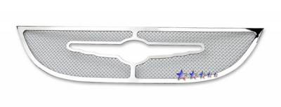 Grilles - Custom Fit Grilles - APS - Chrysler Town Country APS Wire Mesh Grille - R75314T