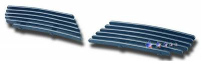 Grilles - Custom Fit Grilles - APS - Saturn Vue APS Billet Grille - Upper - Aluminum - S67610A