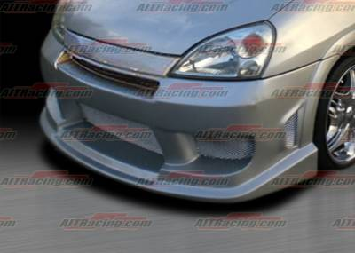 Aerio - Front Bumper - AIT Racing - Suzuki Aerio AIT Racing Drift Style Front Bumper - SA02HIDFSFB