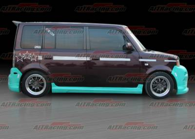 XB - Side Skirts - AIT Racing - Scion xB AIT Racing K-spec Style Side Skirts - SB04HIKENSS