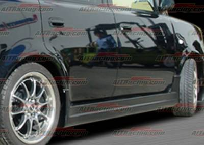 XB - Side Skirts - AIT Racing - Scion xB AIT Racing V-spec Style Side Skirts - SB04HIVSSSS