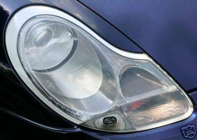 Headlights & Tail Lights - Headlights - Custom - Porsche Genuine 911 996 99-01 Litronic Xenon Retrofit