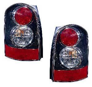Headlights & Tail Lights - Tail Lights - Custom - Black Taillight LH or RH