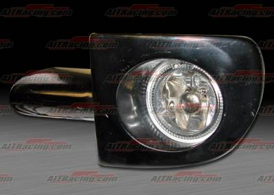 Headlights & Tail Lights - Fog Lights - AIT Racing - Scion tC AIT Racing Foglight Housing - SC04HIFABFH1