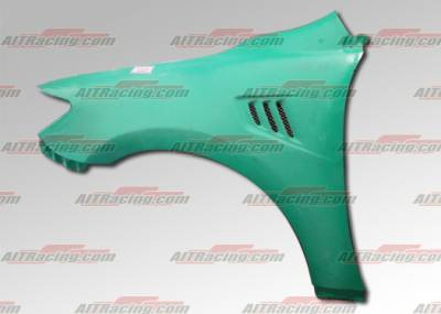 TC - Fenders - AIT Racing - Scion tC AIT Racing MLB Style Fenders - SC04HIMLBFF