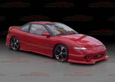 AIT Racing - Saturn SC Coupe AIT Racing SF1 Style Side Skirts - SC293HIM3SSS - Image 2