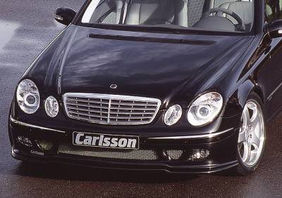 Carlsson - W211 Front Lip Spoiler RS