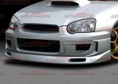 Impreza - Front Bumper - AIT Racing - Subaru Impreza AIT Racing Charger Style Front Bumper - SI04HICHGFB