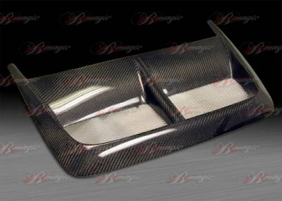 Impreza - Body Kit Accessories - AIT Racing - Subaru Impreza AIT Racing Heat Extrator Style Carbon Fiber Vent - SI06BMBRZSCP