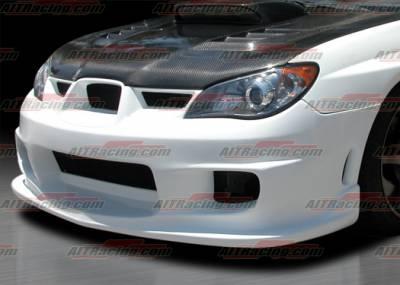 Impreza - Front Bumper - AIT Racing - Subaru Impreza AIT Racing I-spec Style Front Bumper - SI06HIINGFB