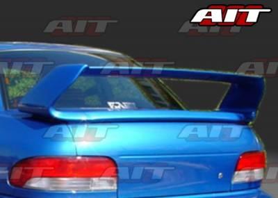 Spoilers - Custom Wing - AIT Racing - Subaru Impreza AIT B22 Series Rear Spoiler - SI93HISV3RW