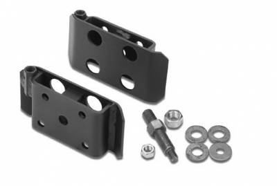 Wrangler - Skid Plates - Warrior - Jeep Wrangler Warrior Leaf Spring U-Bolt Skid Plate