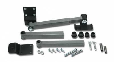 Suspension - Suspension Components - Warrior - Jeep Wrangler Warrior Torque Barz - 603