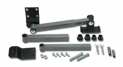 Suspension - Suspension Components - Warrior - Jeep Wrangler Warrior Torque Barz with Lift Kit - 603A