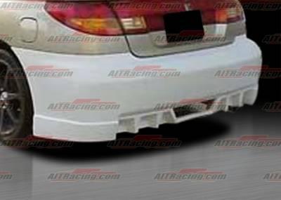 SC Coupe - Rear Bumper - AIT Racing - Saturn SC Coupe AIT EVO Style Rear Bumper - SSC97HIEVORB