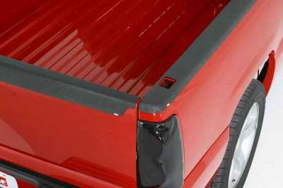 Suv Truck Accessories - Tail Gate Lock - Wade - Wade Chrome Tail Gate Cover 2PC - 12015