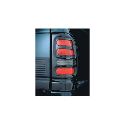 Headlights & Tail Lights - Tail Light Covers - V-Tech - Dodge Dakota V-Tech Taillight Covers - Original Style - 1537