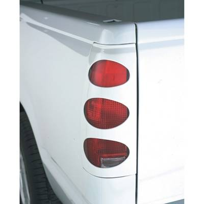 Headlights & Tail Lights - Tail Light Covers - V-Tech - Chevrolet CK Truck V-Tech Taillight Covers - Oval Style - 2203