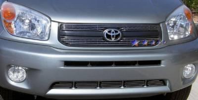 Grilles - Custom Fit Grilles - APS - Toyota Rav 4 APS Billet Grille - Bumper - Aluminum - T65391A