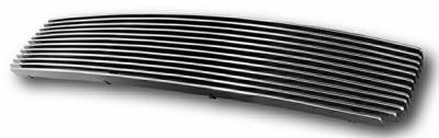 Grilles - Custom Fit Grilles - APS - Toyota Sequoia APS Billet Grille - Bumper - Stainless Steel - T65397S