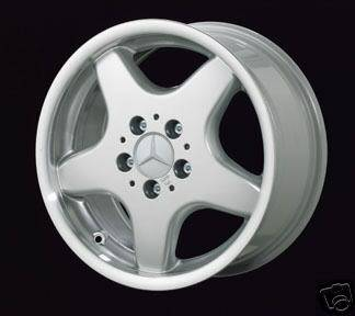 Wheels - Mercedes 4 Wheel Packages - Custom - 16 AMG Style - 4 Wheel Set