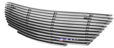 Grilles - Custom Fit Grilles - APS - Lexus GS APS Billet Grille - Upper - Aluminum - T65453A
