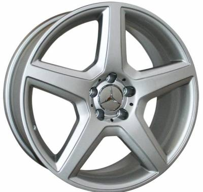 Wheels - Mercedes 4 Wheel Packages - Custom - 19 inch SLKG - 4 wheel set
