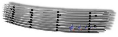 Grilles - Custom Fit Grilles - APS - Scion xA APS Billet Grille - Bumper - Aluminum - T65469A