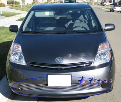 Grilles - Custom Fit Grilles - APS - Toyota Prius APS Billet Grille - Bumper - Aluminum - T65471A