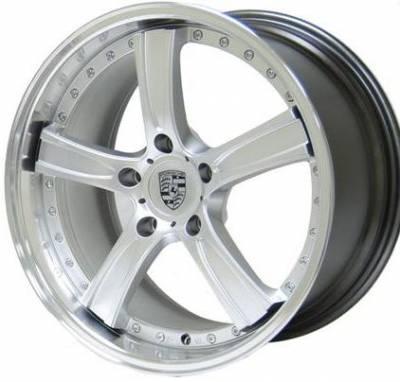 Wheels - Porsche Wheels - Custom - 19 Inch GT5 Style - 4 Wheel Set