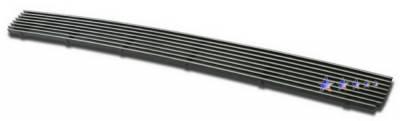 Grilles - Custom Fit Grilles - APS - Toyota Tacoma APS Billet Grille - Bumper - Aluminum - T66457A