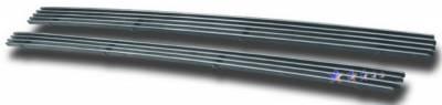 Grilles - Custom Fit Grilles - APS - Toyota Rav 4 APS Billet Grille - Bumper - Aluminum - T66461A
