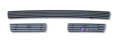 Grilles - Custom Fit Grilles - APS - Toyota Tundra APS Grille - T66719A