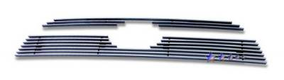 Grilles - Custom Fit Grilles - APS - Toyota 4 Runner APS Grille - T66744A