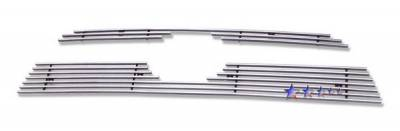 Grilles - Custom Fit Grilles - APS - Toyota 4 Runner APS Grille - T66744S