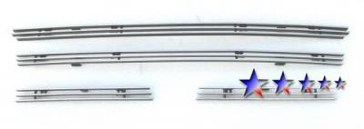 Grilles - Custom Fit Grilles - APS - Toyota Highlander APS Grille - T66816A