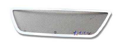 Grilles - Custom Fit Grilles - APS - Lexus GX APS Wire Mesh Grille - Upper - Stainless Steel - T76581T