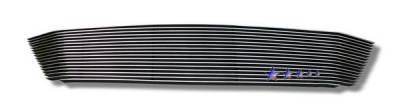 Grilles - Custom Fit Grilles - APS - Toyota Avalon APS Billet Grille - Upper - Aluminum - T85140A