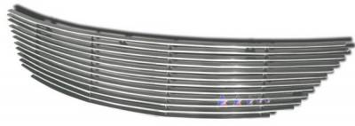 Grilles - Custom Fit Grilles - APS - Toyota Camry APS Billet Grille - Upper - Aluminum - T85380A