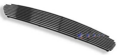 Grilles - Custom Fit Grilles - APS - Toyota Matrix APS Billet Grille - Upper - Aluminum - T85426A