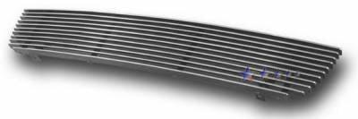 Grilles - Custom Fit Grilles - APS - Toyota 4Runner APS Billet Grille - Upper - Aluminum - T85481A
