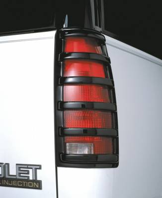 Headlights & Tail Lights - Tail Light Covers - V-Tech - Chevrolet V-Tech Taillight Covers