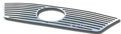 Grilles - Custom Fit Grilles - APS - Lexus IS APS CNC Grille - Upper - Aluminum - T95451A