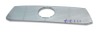 Grilles - Custom Fit Grilles - APS - Toyota Highlander APS CNC Grille - Upper - Aluminum - T96547R