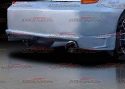 Celica - Rear Bumper - AIT Racing - Toyota Celica AIT Racing BZ Style Rear Bumper - TC00HIBZSRB