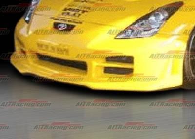 Celica - Front Bumper - AIT Racing - Toyota Celica AIT Racing R34 Style Front Bumper - TC00HIR34FB